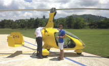 Phuket Flying Club offers are flying, safety seminars, guest visitors and speakers, air shows and fly-ins.