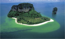Mu Koh Poda includes Koh Poda, Koh Kai, Koh Thab and Koh Mo, the four islands for one day tour.